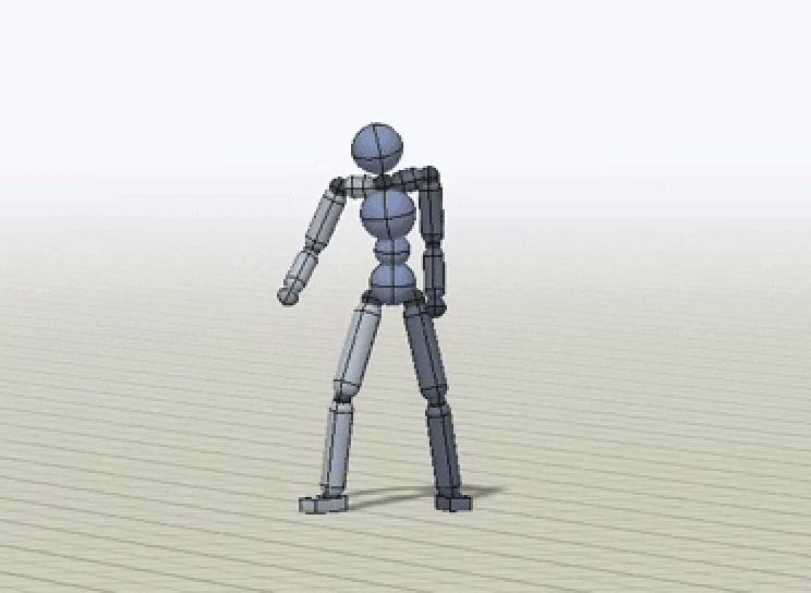 Towards a Virtual Stuntman